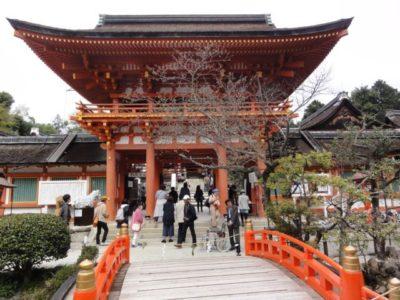 賀茂別雷神社 楼門