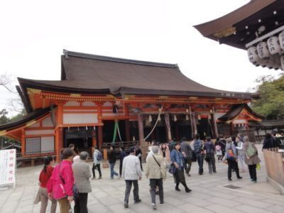 本殿 八坂神社