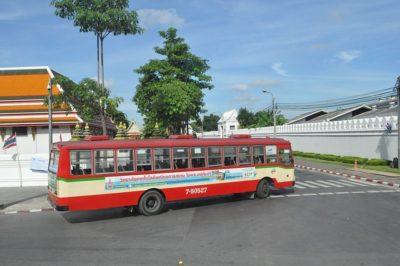 タイ国 バス
