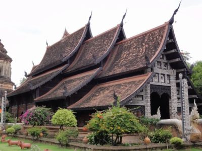 チェンマイ 寺院