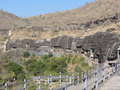 アジャンター石窟寺院群