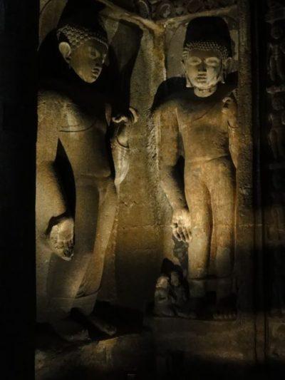 石窟寺院 1窟 彫刻