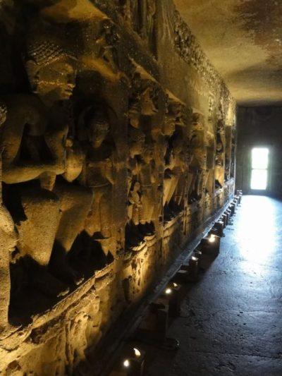 石窟寺院 26窟 彫刻