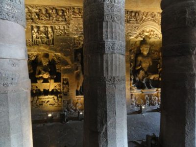 アジャンター石窟寺院 26