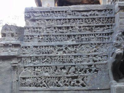 ラーマーヤナ 彫刻
