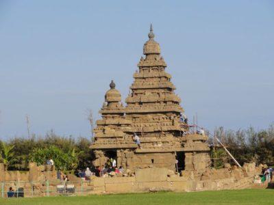 マハーバリプラム海岸寺院