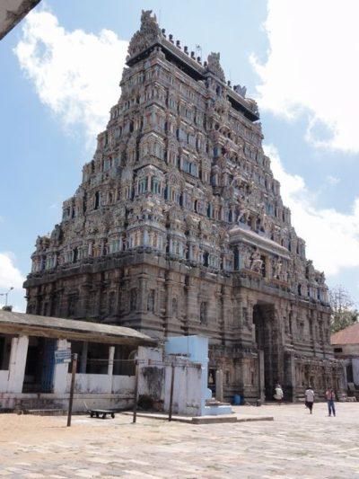 ナタラージャ寺院 インド