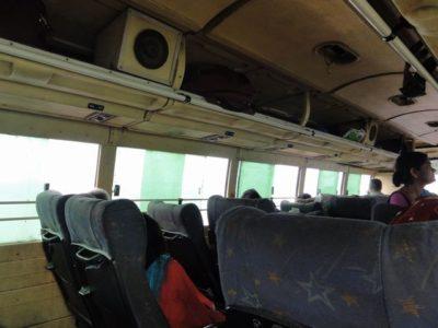 インド バス
