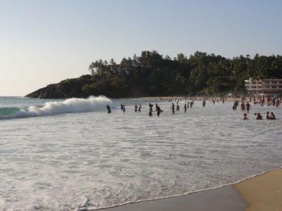 コヴァーラムビーチ インド