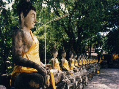 アユタヤ 寺院