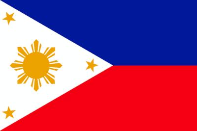 フィリピン 国旗