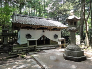 奥の院魔王堂