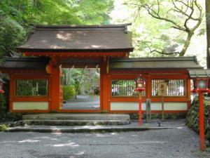 奥宮 貴船神社