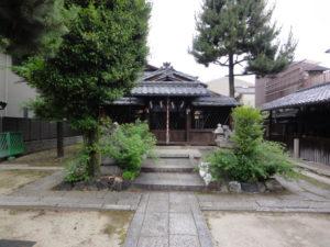 さいのかみのやしろ 神社 京都