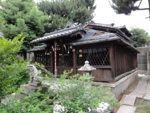 幸神社 京都