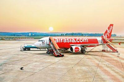 エアアジア 飛行機