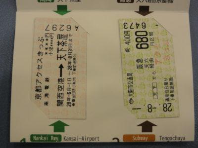 電車 切符