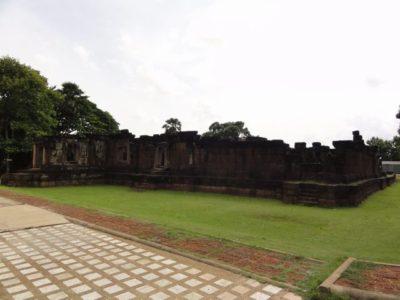 クメール様式寺院