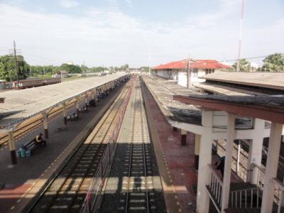 ナコーンラーチャシーマー駅