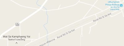 ウトムポンピサーイの地図