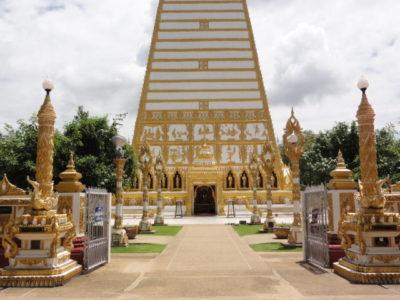 ウボン 寺院
