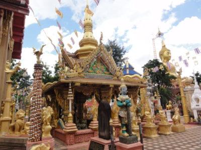 ウボンの寺院