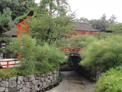 下鴨神社の御手洗池