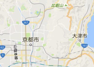 大津の地図
