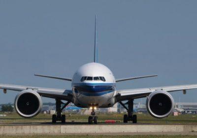 中国の航空機