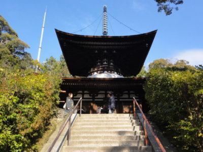 石山寺の多宝塔
