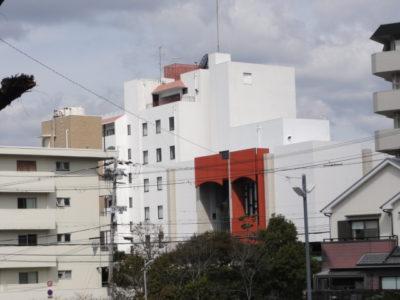 在大阪ロシア総領事館