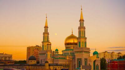 モスクワのカテドラルモスク