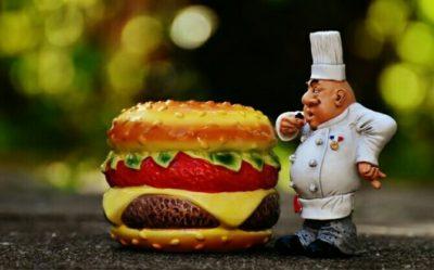 シェフとハンバーガー