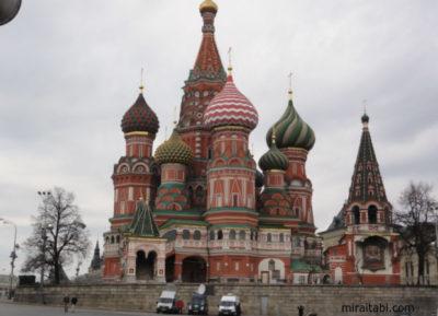 モスクワの聖堂