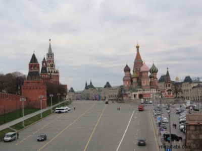 ロシア ポクロフスキー聖堂