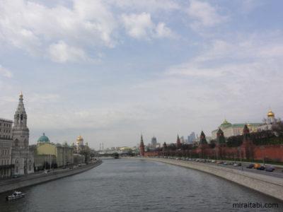 モスクワ川