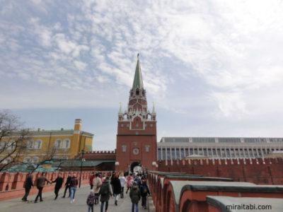 トロイツカヤ塔