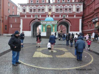 ヴァクレセンスキー門
