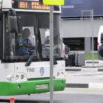 ロシアの空港バス