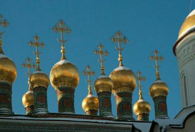 リザパラジェーニヤ教会とテレムノイ宮殿