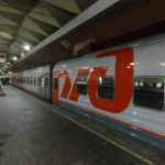 ロシア夜行列車