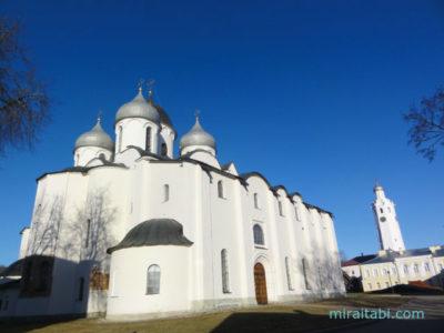 ノヴゴロドの聖堂