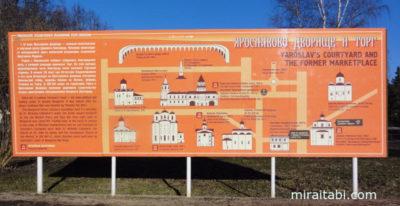ヤロスラフの地図
