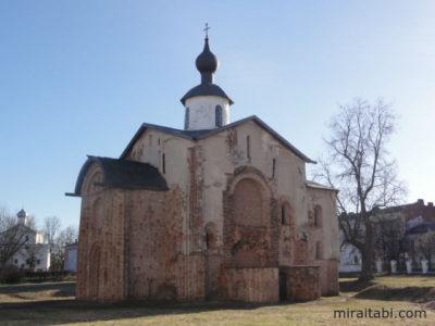 パラスケヴァビャトニツァ教会