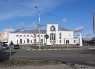 ノブゴロド駅