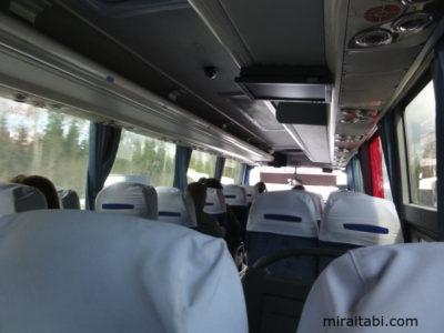 ロシアのバス