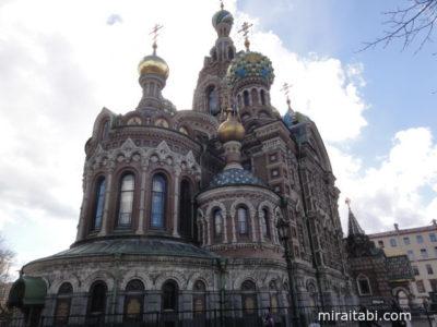 サンクトペテルブルク 聖堂