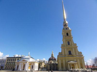 ペトロパブロフスク聖堂