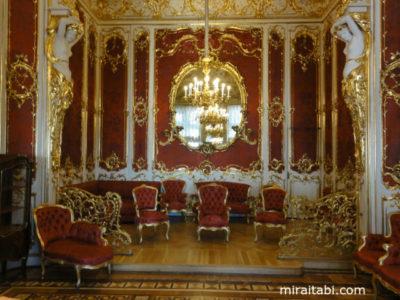 宮殿の装飾