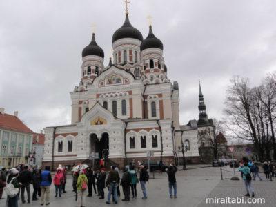 アレクサンドルネフスキー聖堂